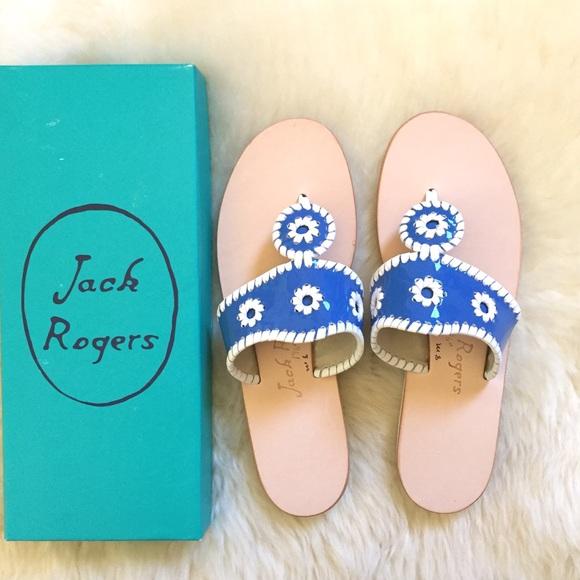 72b703f3c Jack Rogers Patent Leather Boating Jacks